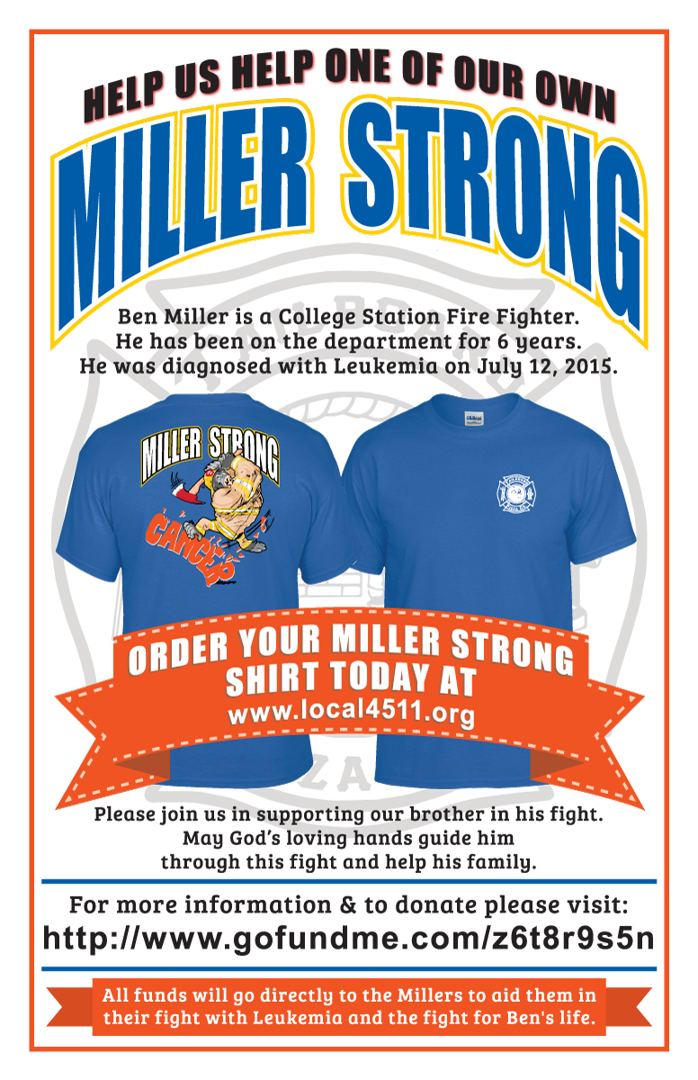 Ben Miller Cancer Support